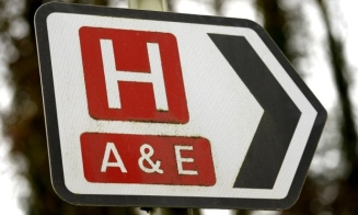 A&E sign image