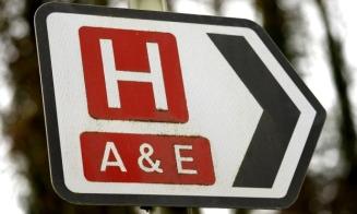 A&E sign image