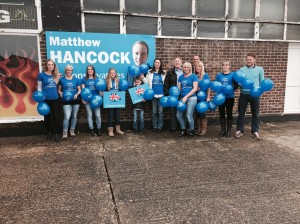 2015_05_03 Campaign 2015 Team Lakenheath