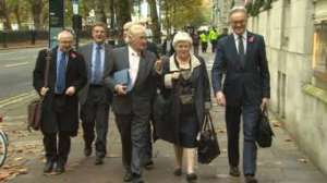 Norfolk & Suffolk Leaders in Whitehall
