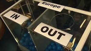 Europe in out