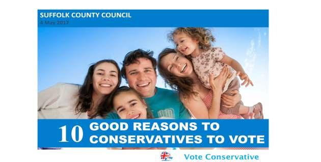 SCCCG Campaign 2017 - Manifesto Front Page