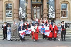Suffolk Mayors Suffolk Day 2017