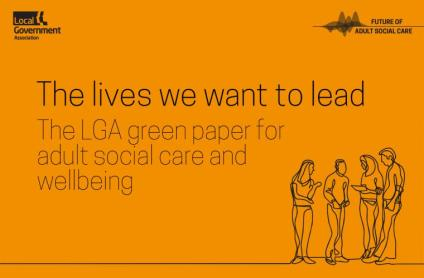 LGA Health and Social Care pre-green paper