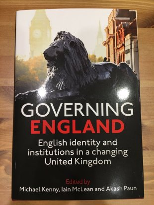 governing england